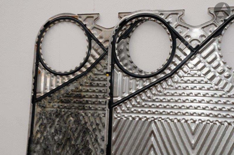Manuten o de placas de trocadores de calor anhembi - Placas de calor ...