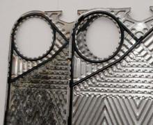 Manutenção de placas de trocadores de calor